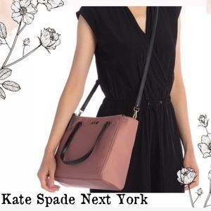NWT KATE SPADE NY Medium Satchel Dawn